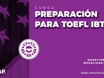 Preparación al TOEFL IBT ONLINE