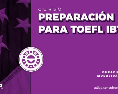 Preparación al TOEFL IBT