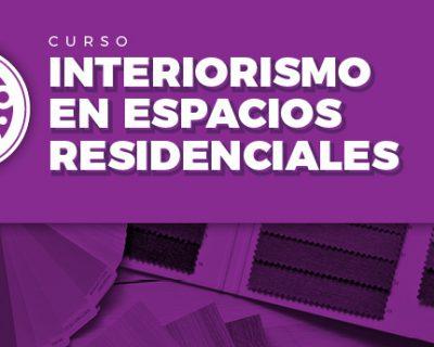 Interiorismo en espacios residenciales