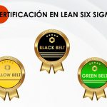 Certificación Internacional Lean Six Sigma (Yellow, Green y Black Belt)