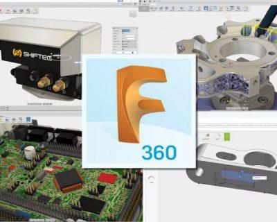 Certificación Autodesk Fusion 360™