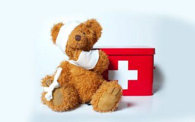 Prevención de lesiones infantiles para padres y personal a cargo de los niños