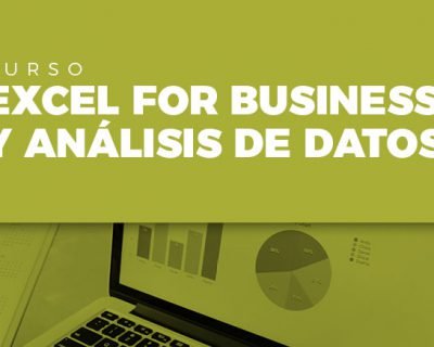 Excel for Business y análisis de datos